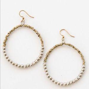 Noonday earrings
